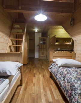 Triple room with extra bed and kitchenette